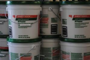Drywall sheetrock 4x8